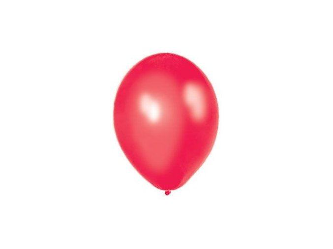"""Latexový balón 12"""" čerešnovo červena 1ks v balení"""