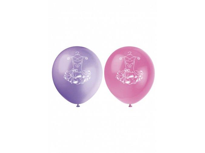 Latexový balóny TUTU party 8ks v balení