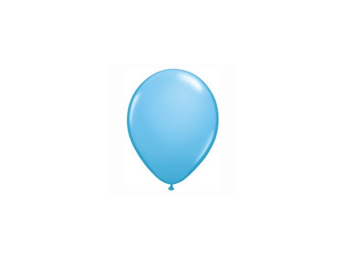 "Latexový balón 15"" baby blue 1ks v balení"