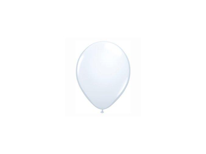 """Latexový balón 15"""" Biely 1ks v balení"""