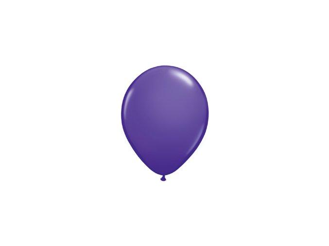 """Latexový balón 16"""" Tmavo fialový 1ks v balení"""