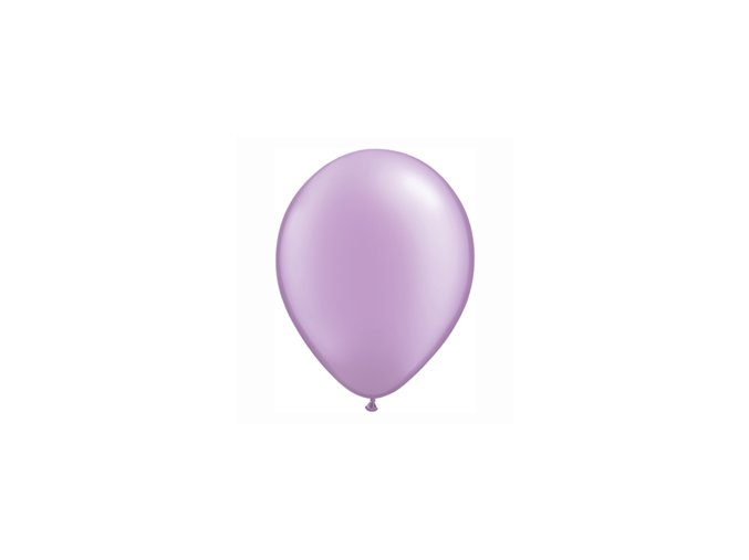"""Latexový balón 16"""" levandulový 6ks v balení"""