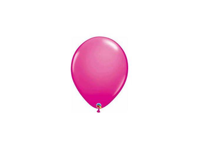 """Latexový balón 16"""" cyklamenový 6ks v balení"""
