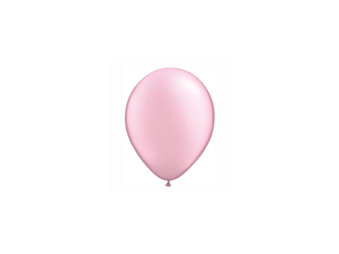 """Latexový balón 16"""" perleťový ružový 6ks v balení"""