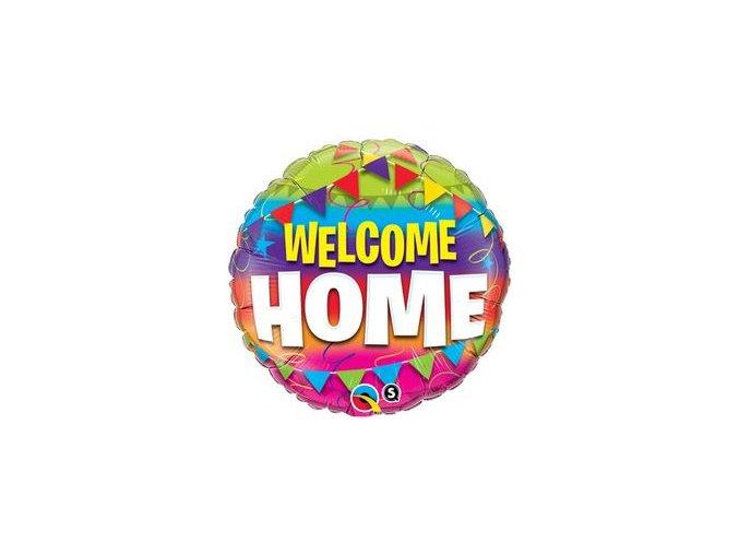 18 inch es welcome home pennants folia lufi q45245