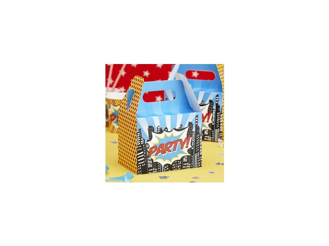 pop art superhero party boxes popabox v2 ps13