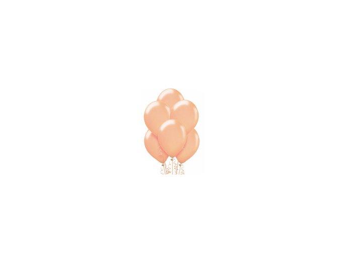 eng pm Bright Orange metallic balloons 12 25 pcs 20800 2