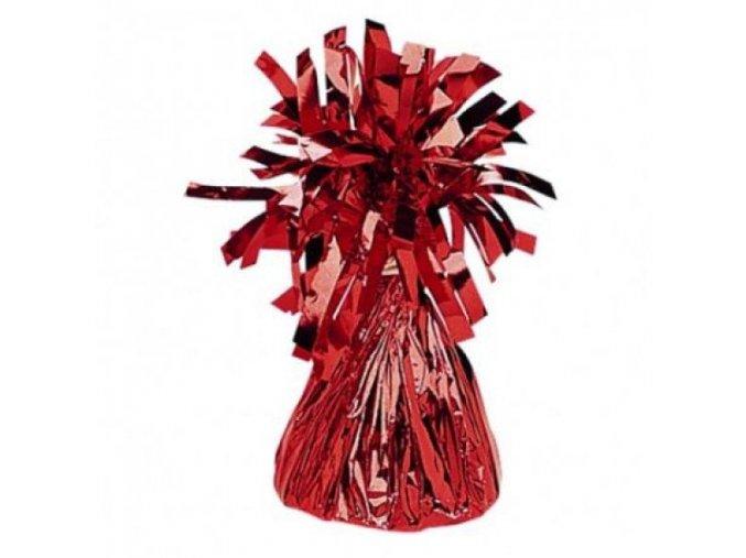 zavazie na balon foliovane cervene 600x600