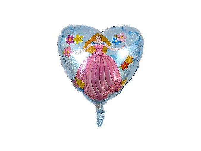 balon ksiezniczka