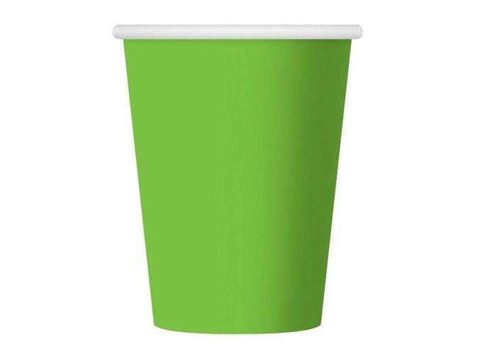 Pohár zelený 270ml, 6ks v balení