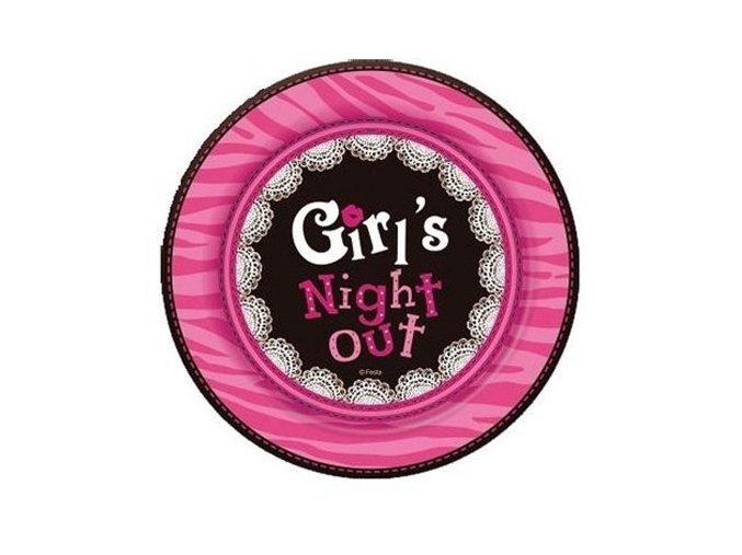 Tanier Girl's night out 18cm 6ks v balení
