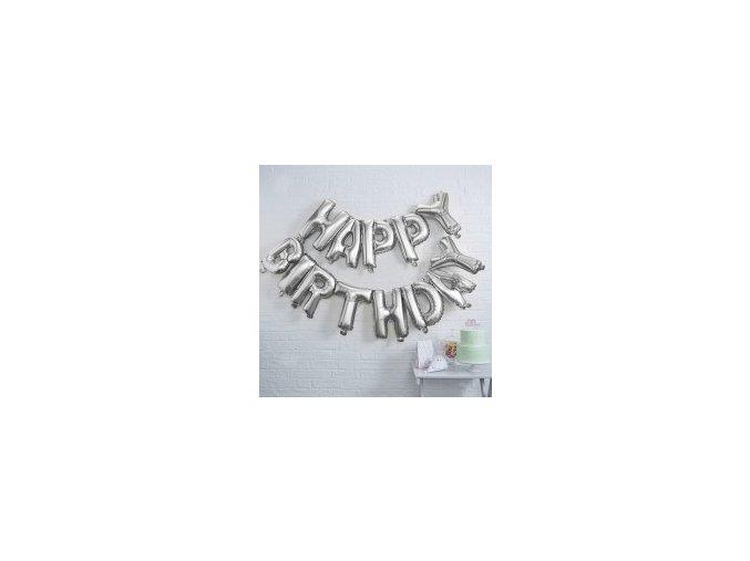 pm 983 happy birthday balloon bunting silver 1 min