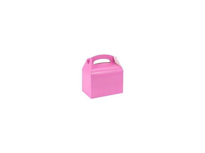 Krabička na drobnosti -ružová pink