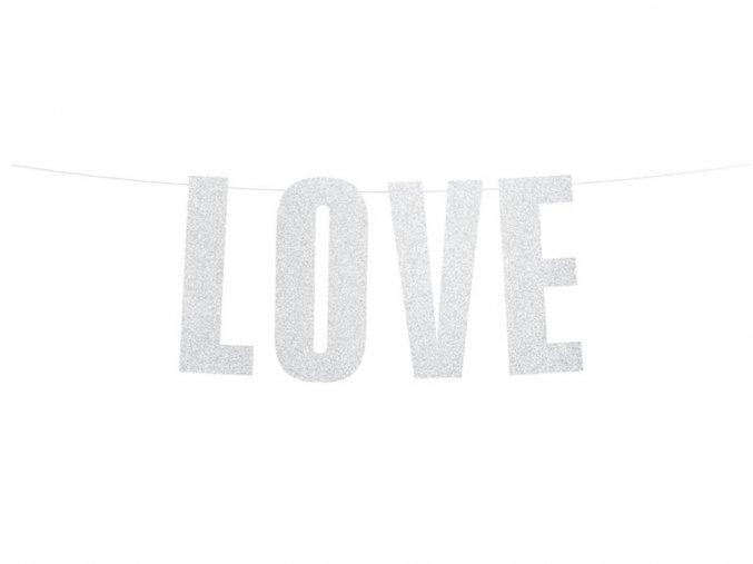eng pl Banner Love 21 x 55 cm 35413 2