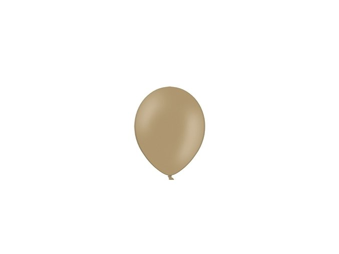 "Latexový balón 14"" Metalické Cappuccino 1ks v balení"