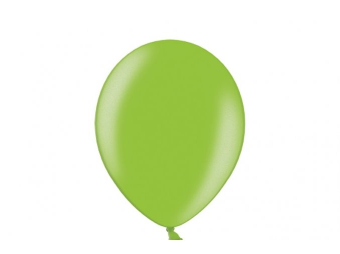 """Latexový balón 14"""" svetlo perletovo zelena 1ks v balení"""