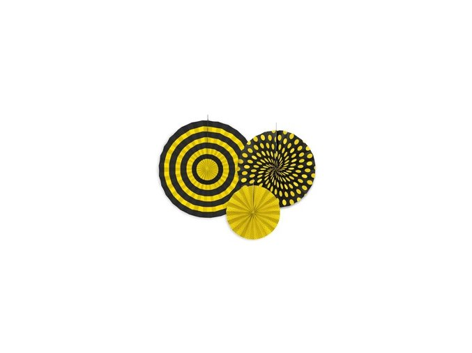 eng pm Decorative rosettes Bee 3 pcs 22440 1
