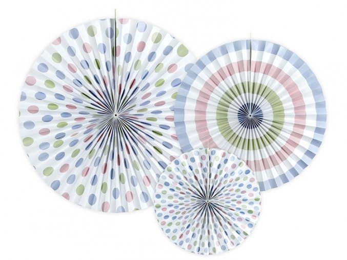 pol pl Rozety dekoracyjne Pastelove kolorowe 3szt RPK8 000 4508 3