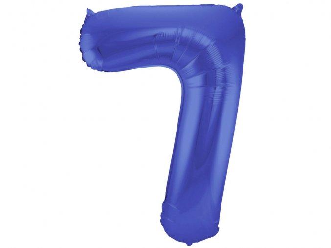 pol pl Balon foliowy matowy cyfra 7 86 cm 1 szt 37611 1