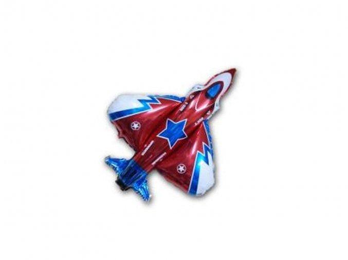 eng pl Plane foil balloon 1 pc 53995 2