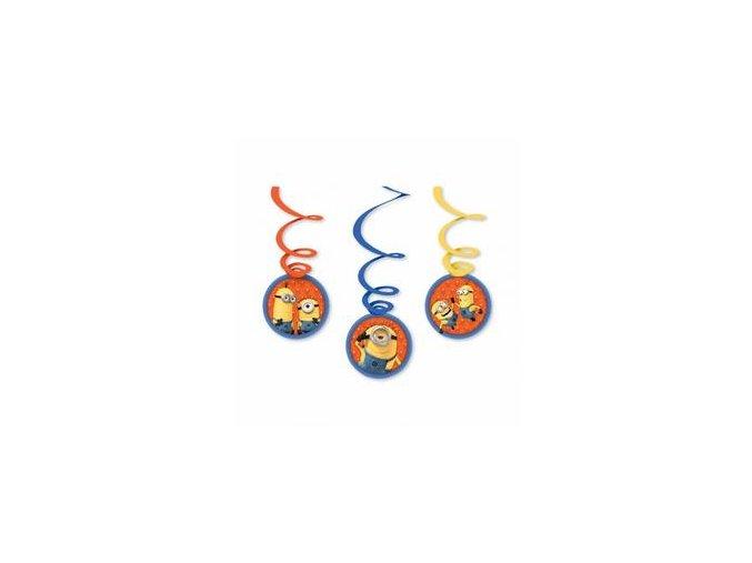 Špirály Mimon 6ks v balení