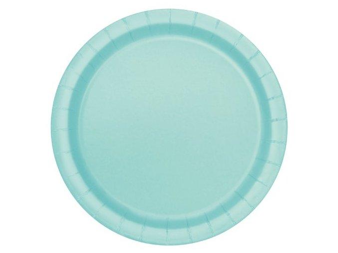 eng pl Mint Paper Plates 18 cm 20 pcs 28712 2