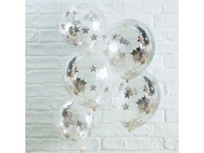 ms 192 silver star confetti balloon min