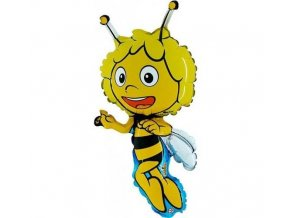 eng pl Maya Bee foil balloon 98 x 52 cm 1 pc 26391 1