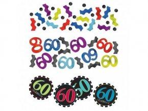 eng pl Confetti Chevron Birthday 60 34 g 20660 1