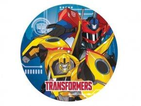 eng pl Transformers Paper Plates 23 cm 8 pcs 24693 1