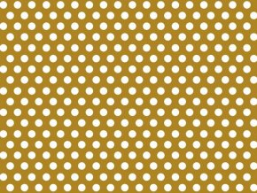 eng pl Gold Dots Giftwrap 76 x 152 cm 1 pc 26598 2