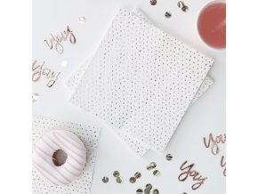 pm 328 rose gold spotty napkins min