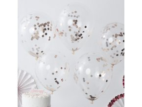 pm 336 rose gold confetti balloon min