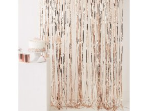 pm 360 rose gold fringe curtain min