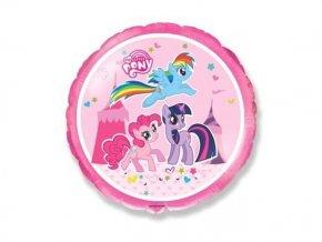 Fóliový balón My Little Pony