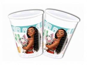 eng pl Plastic Cups Moana 200 ml 8 pcs 24246 1