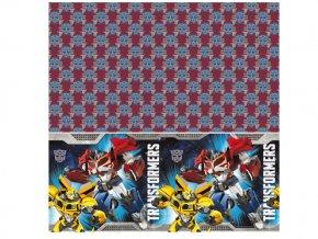 Obrus Transformers 120x180cm