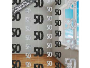 eng pl 50th Birthday Hanging Decoration 152 cm 6 pc 21486 2