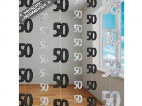 eng pl 50th Birthday Hanging Decoration 152 cm 6 pc 21486 2