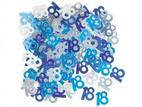 eng pl Blue Birthday Confetti 18 14 g 21478 2