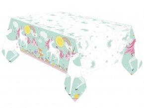 eng pl Tablecover Magical Unicorn 137 x 259 cm 1 pc 31189 1