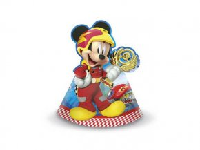 eng pl Paper hats Mickey and the Roadster Racers 6 pcs 24983 1
