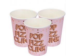 Pop Fizz Clink Cups GLTZCUPS v1