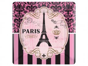 eng pl Plates A Day In Paris squared paper 25 cm 8 pcs 27156 1