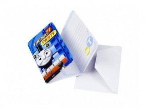 eng pl Thomas Friends Invitations Envelopes 6 pcs 6425 2