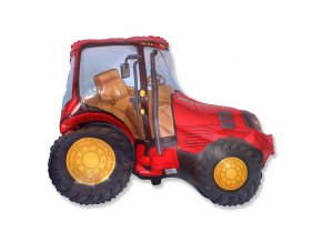 Tractor Red 901681 1