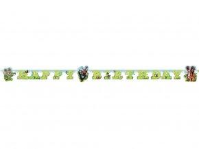 eng pl Letterbanner Little Mole 180x15cm 32406 2