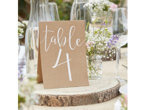 cw 258 kraft table number cards min