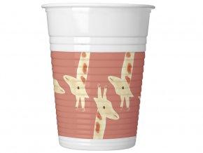 eng pl Plastic cups Safari 200 ml 8 pcs 32277 2