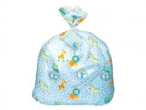 eng pl Blue Safari Jumbo Gift Bag 91x111 cm 1 pc 26587 2